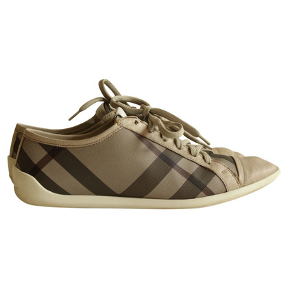 Burberry Sneakers mit Karomuster