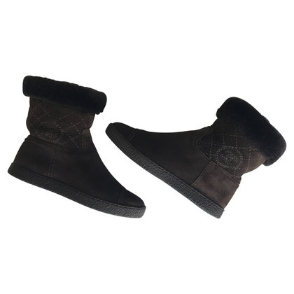 Chanel Flat boots
