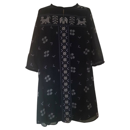 Maison Scotch Dress hippie etno