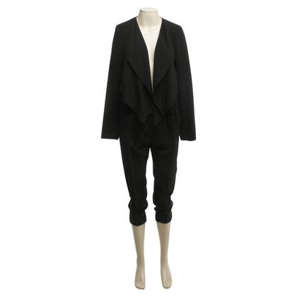 Tara Jarmon Pants suit black