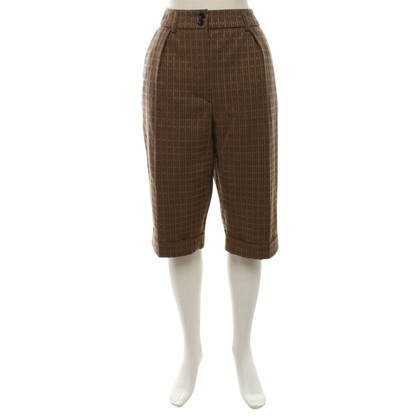 Dries van Noten Shorts in Braun