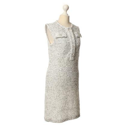 Chanel Kleid mit Streifenmuster
