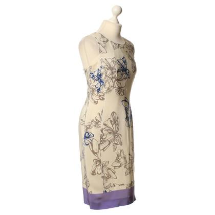 Hugo Boss zijden jurk afdrukken
