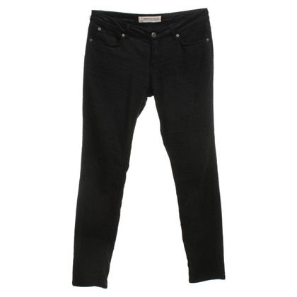 Drykorn Jeans in velluto nero