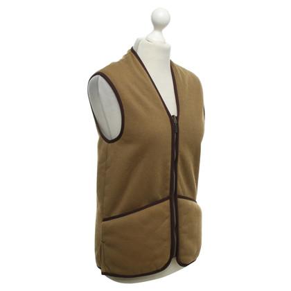 Barbour Vest in brown