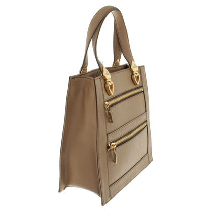 Moschino Love Shopper in Beige