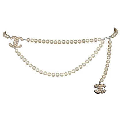 Chanel Perlen-Gürtel