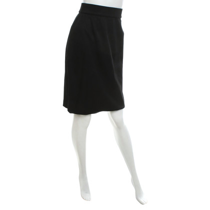 Mugler skirt in black