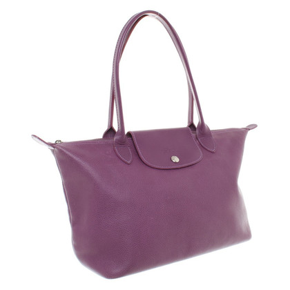 Longchamp Handbag in purple