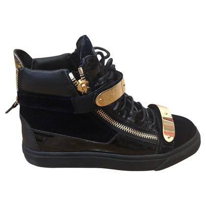 Giuseppe Zanotti chaussures de sport de haute-top