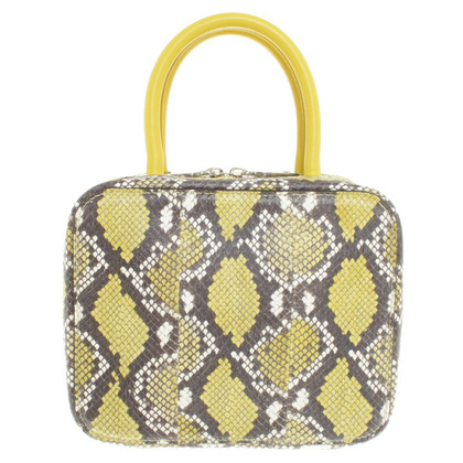 Other Designer Michino - Snake leather handbag