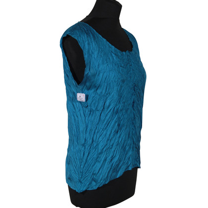 Issey Miyake Top in blauw
