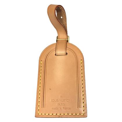 Louis Vuitton Adressanhänger