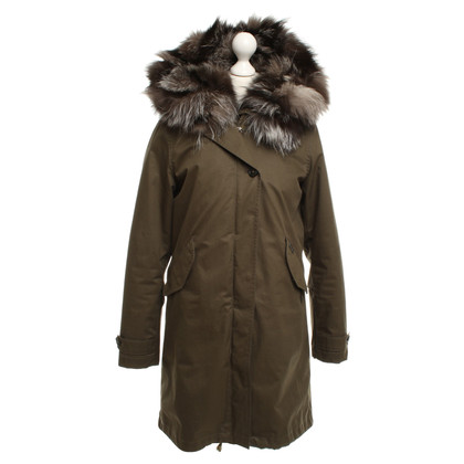 Woolrich Parka in Olive