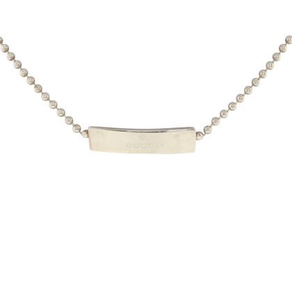 Gucci catena d'argento