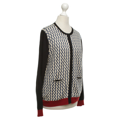 Hoss Intropia Cardigan en Multicolor