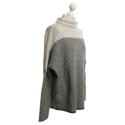 Windsor maglione maglia con motivo a zig zag