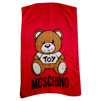 Moschino Scarf with print