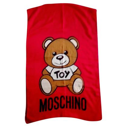 Moschino Schal mit Print