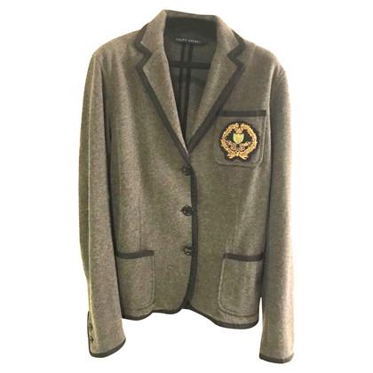 Ralph Lauren Wollen club blazer