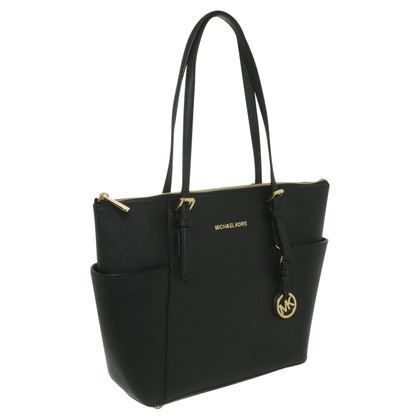 Michael Kors Tote Bag in  Schwarz