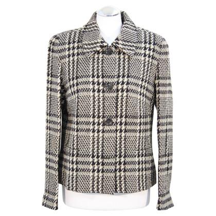Basler Plaid jacket