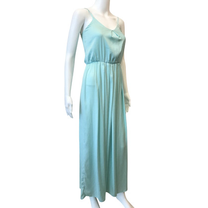 Patrizia Pepe Langes grünes Kleid