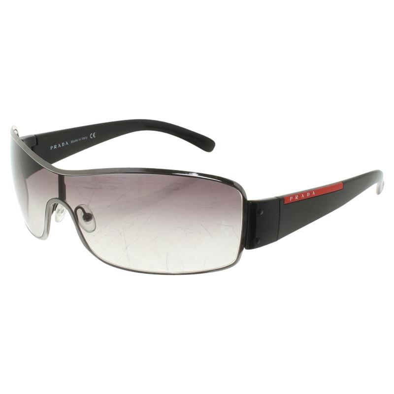 28baed8026 ... australia prada sunglasses in black e9fa8 ff5f1