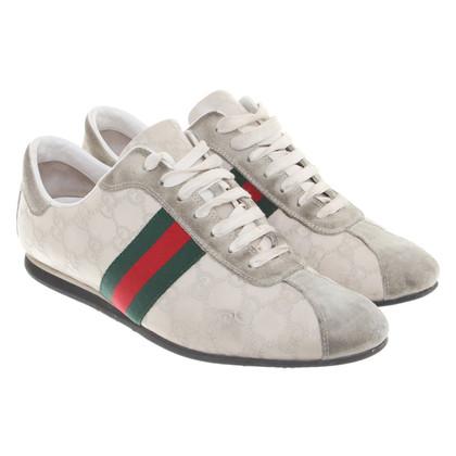 Gucci Sneakers con modelli Guccissima