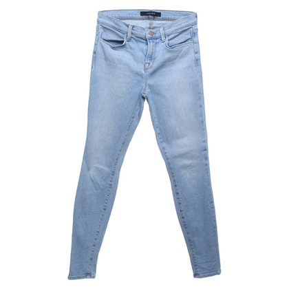 J Brand Skinny Jeans in light blue