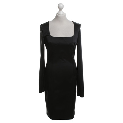 Versace Sheath dress in black