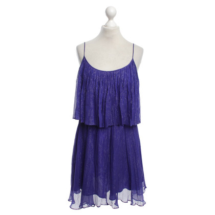 Halston Heritage Dress in blue