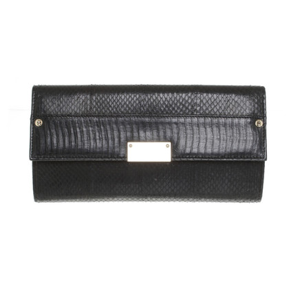 Jimmy Choo clutch in zwart