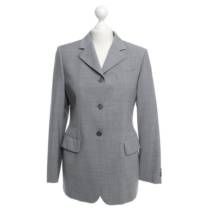 Burberry Grey Blazer