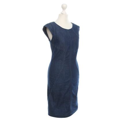 Armani Jeans Jeanskleid in Blau