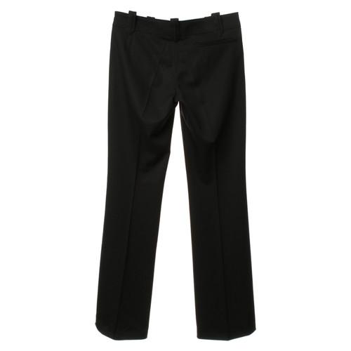 negozio online 9d8d4 edc4b Gucci Pantaloni della tuta neri - Second hand Gucci ...