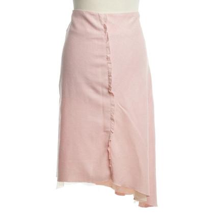 Maurizio Pecoraro  skirt in Pink