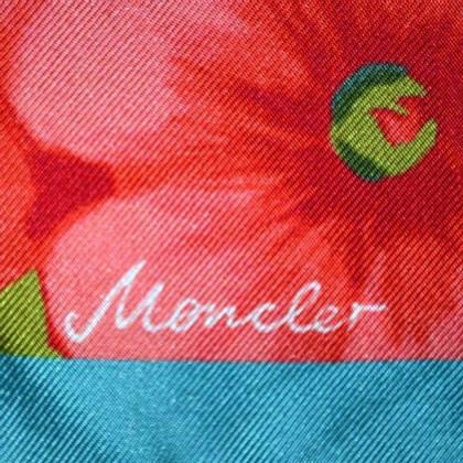 Moncler Silk scarf