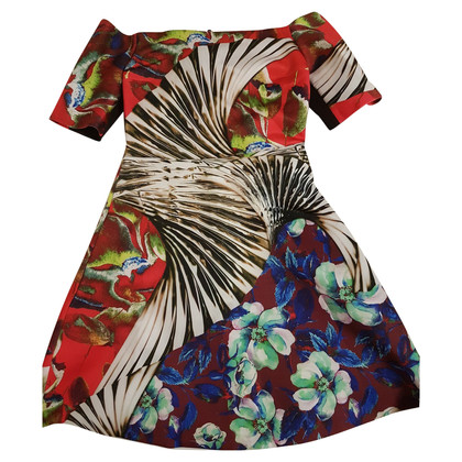 Clover Canyon uitlopende jurk