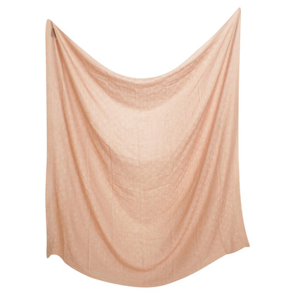 Louis Vuitton Cloth in nude
