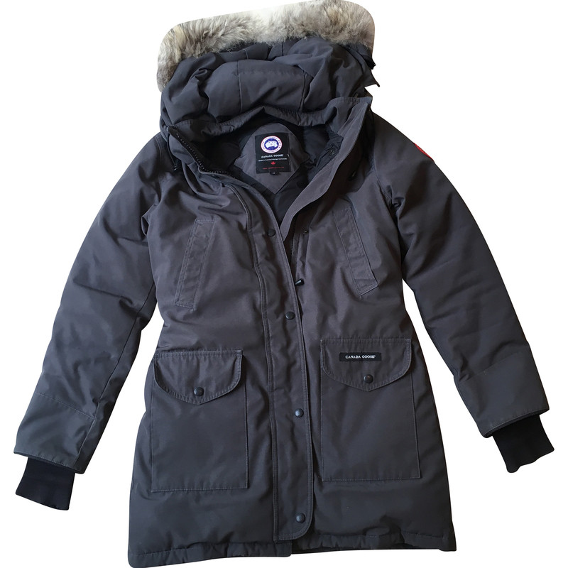 canada goose parka second hand