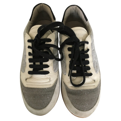 Brunello Cucinelli chaussures de tennis