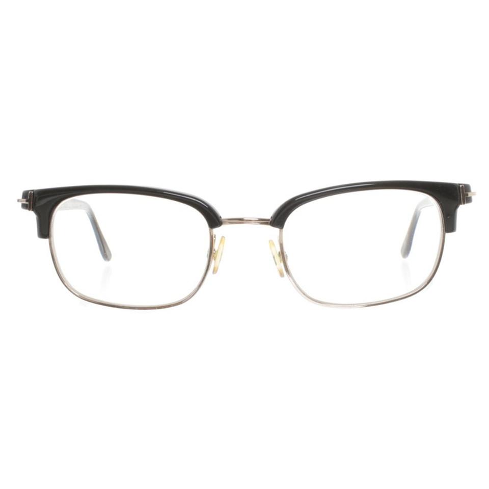 tom ford brille mit schwarzem gestell second hand tom. Black Bedroom Furniture Sets. Home Design Ideas