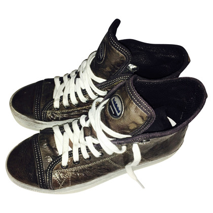 Baldinini scarpe da ginnastica Plateau