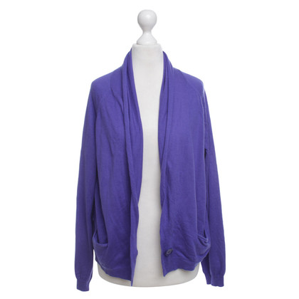Marc Cain Cardigan in Purple