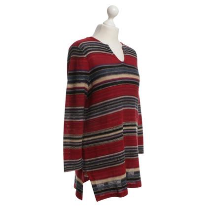 Polo Ralph Lauren maglione maglia a motivo a strisce