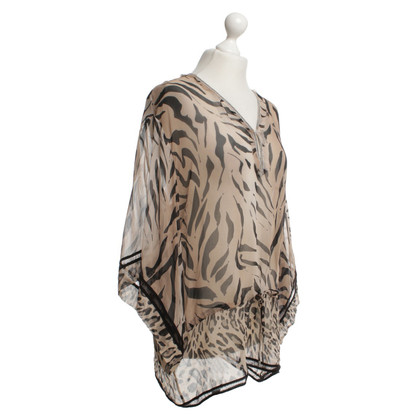 Marc Cain Tuniek met animal print