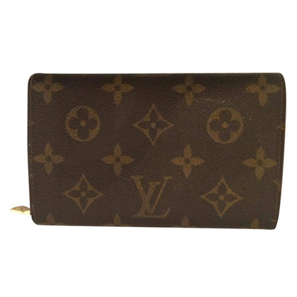 "Louis Vuitton ""Tresor Monogram Canvas"""