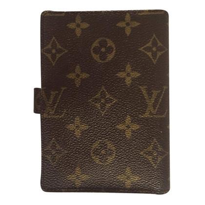 """Louis Vuitton """"Agenda-Fonctionnel PM Monogram Canvas"""""""