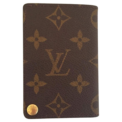 Louis Vuitton Kartenetui aus Monogram Canvas